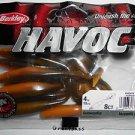 "Berkley Havoc SubWoofer Baits Lures 4"" Alabama Craw Laconelli HVMSW4-ACR NIP"