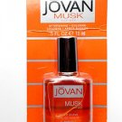 Jovan Musk Coty Men's AfterShave Cologne Eau De Parfum Fragrance Full .5oz NEW