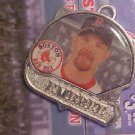 BOSTON RED SOX Alan Embree 2005 Pendant Charm Baseball NIPkg Wow