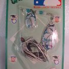 Florida Marlins Tandem Spinner Bait Lure Baseball MLB Fishing Tackle NIP