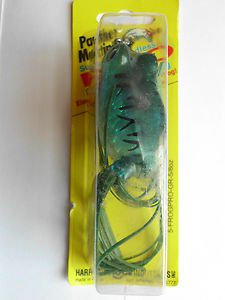 Panther Martin Lure Bait PRO FROG GREEN BigEye 5/8oz Weedless Lure Bait NEW LwSh