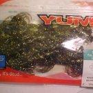 "YUM Soft Bait Houdini Crab 3"" Shrimp Smoke & Gold 10 Lures NEW"