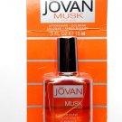Jovan Musk By Coty Men's Cologne After Shave Fragrance Full .5oz Bottle NIB
