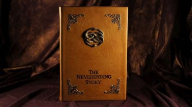 Neverending Story Journal / Sketchbook / Diary