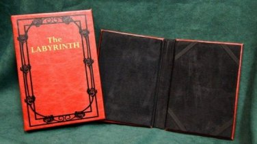 The Labyrinth Sarah�s Book Replica IPad / EReader / Kindle / Tablet Cover