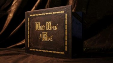 Once Upon A Time iPad Tablet Galaxy & Kindle eReader / Device Cover Custom Size