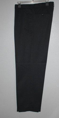 Vintage Men's  Ivy Crew Classics Gray  Dress Pants 34 x 30