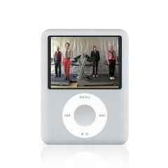Apple iPod Nano 3rd Gen 4GB - Silver