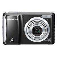 Olympus FE-47 14 Megapixel Digital Camera - Black