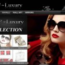 e-Luxury, eBay Store Design by eStore Seller