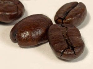 Coffee Beans  (soy wax tarts)