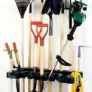 PLANO Long Handle Yard & Garden Tool Rectangular Organizing Storage Plastic Rack