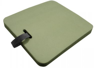 Outdoor Concert Sports Hunting Stadium Garden Foam MOSS GREEN Seat Cushion Pad