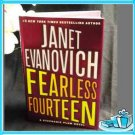 Fearless Fourteen A Stephanie Plum Series by Janet Evanovich Hardcover Book 2008