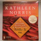 Acedia & Me by Kathleen Norris Audio Book (2008, Unabridged, 9 Compact Disc CDs)