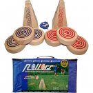 MARANDA Rollors Rollers Family Backyard Outdoor Yard Lawn Beach Park Game