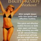 Bikini Body Fitness Ready Slim Weight Down Health Workout Exercise DVD Video