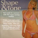 Bikini Body Fitness Shape & Tone Slim Down Health Workout Exercise DVD Video
