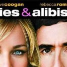 LIES and ALIBIS DVD Comedy Video 2006 STEVE COOGAN / REBECCA ROMIJN 90 mins  NEW