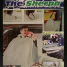 NEW Sherpa Water Resistant Travel Picnic Blanket Poncho Seat Cushion in Bag