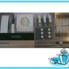 DIVOGA Office Home Desk Stationary Supply Set / Ruler Scissors Stapler Pushpins
