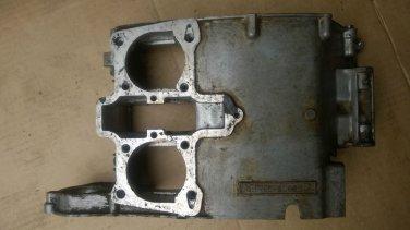 1971 Honda CL175 CL 175 Upper Engine Top Crankshaft Crank Case