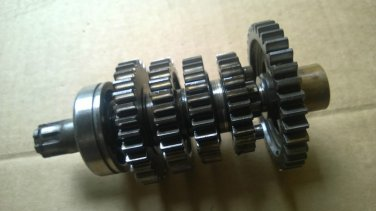 1971 Honda CL175 CL 175 Transmission Main Shaft