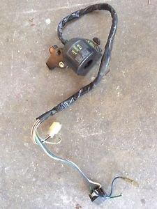 Honda left blinker horn switch set HM-16QB-T