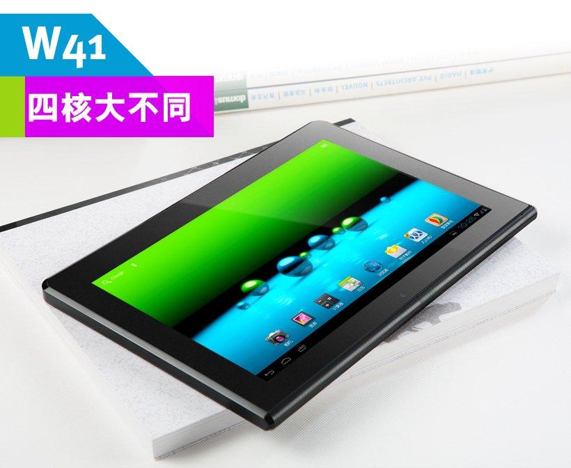 "Tablet PC 9.4"" Ramos W41 Quad Core"