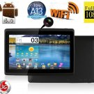Tablet PC Q88 Allwinner A13 Android 4.0 512MB 4GB Single Camera WIFI Black color