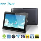 Tablet PC Q88 Allwinner A13 Android 4.0 512MB 4GB Dual Camera WIFI Black color