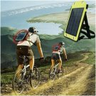 portable 6V USB solar powered panel charger hang in backpack For Most mobile phone/MP3/PAD