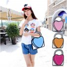 3D Jump Style 2D Drawing From Cartoon Paper Bag Comic 3D Shoulder Bags