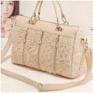 Women's Lace Handbag Vintage Shoulder Bags Messenger Bag Female Totes