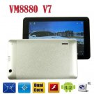 Tablet PC 7 incs WM8880 V7 Dual Core Cortex A9 1.5GHz WIFI HDMI