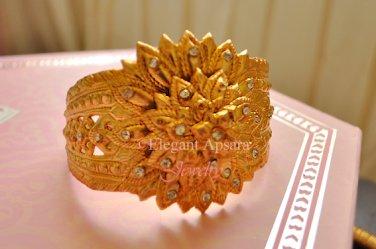 Khmer Cambodian Ethnic Wedding Engagement style arm cuff upper arm bangle