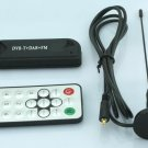New Design Cheap FM+DAB USB DVB-T RTL2832U+R820T w/ MCX antenna