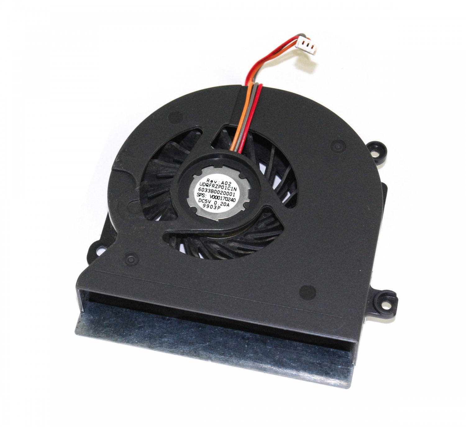 CPU Cooling Fan for Toshiba Satellite A505 A505D P/N MCF-812BM05