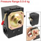 "Air Compressor 0.5"" Male Thread Pressure Switch 5.5-8kg"