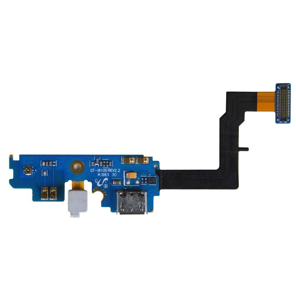 Dock Connector Flex Cable Ribbon for Samsung Galaxy S II i9100