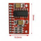 2 Channels 3W PAM8403 Class D Audio Amplifier Board 5V USB Power
