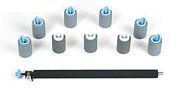 Maintenance Roller Kit 10pcs for HP LaserJet P4014 P4015 P4515