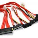 Internal SAS 32 P SFF-8484 to 29 Pin SAS SFF-8482 Cable