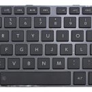 Laptop Keyboard with Frame Toshiba Satellite C840 C840D C845 C845D US Black color