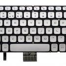 Laptop keyboard for Dell XPS 14Z (L412z) 15z (L511z) 15z (L512z) US silver color