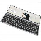 NEW For IBM Lenovo Ideapad Z500 Z500A Z500G P500 US Keyboard With Backlit Frame