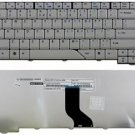 New fit Acer AEZD1R00110 PK1301K0200 Keyboard US Grey White