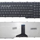 New Black US Keyboard fit Toshiba MP-06873US-930