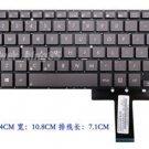 Original New Fit ASUS UX32 UX32A UX32VD UX32VD US brown keyboard