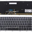 Original New black US backlit keyboard fit HP 90.4LU07.C01 739563-001 739563001